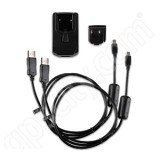 Garmin mini USB and micro USB AC Charger
