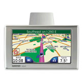Garmin Nuvi 670 with North America and Europe