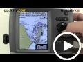 garmin gpsmap 421s: plan a route