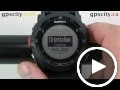 garmin fenix: map setup options