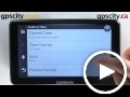 Garmin nuvi 2797LMT: Unit and Time Videos