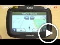 garmin zumo 350lm: view map screen