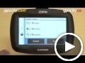 garmin zumo 350lm: display settings