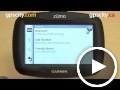 garmin zumo 350lm: home screen shortcuts