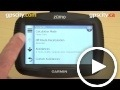 garmin zumo 350lm: navigation settings
