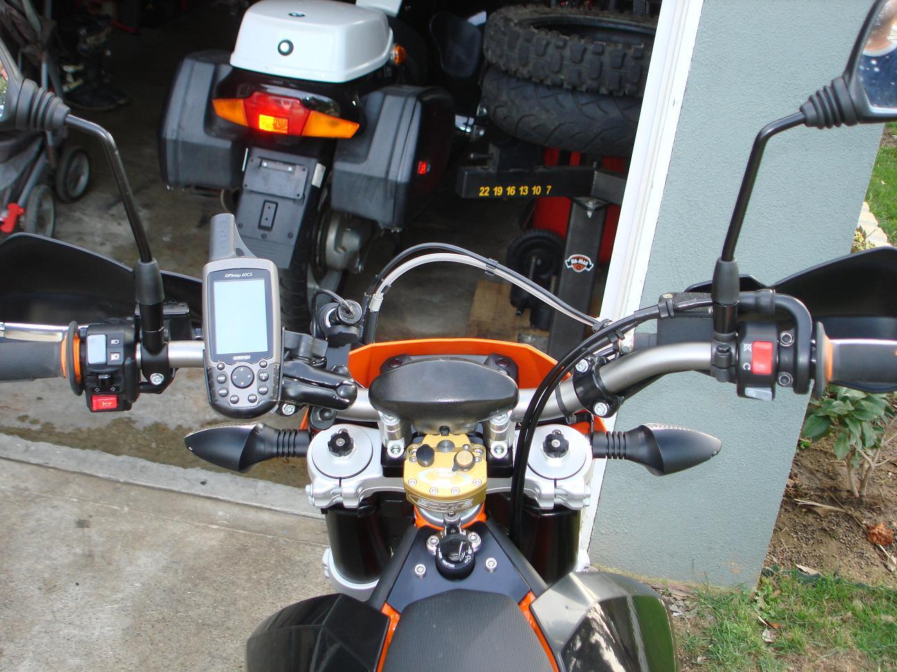 Motorcycle Ram Gps 60 Gallery Article