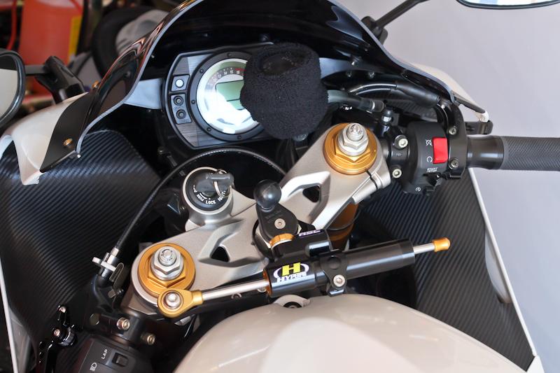 Yamaha R Ram Stem Mount
