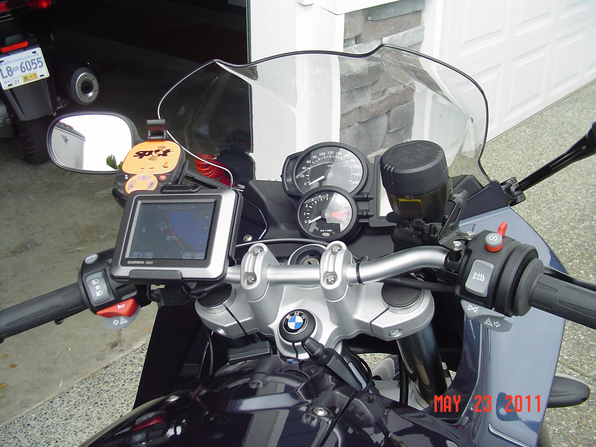 Glen S New F800st Bmw Gallery Article