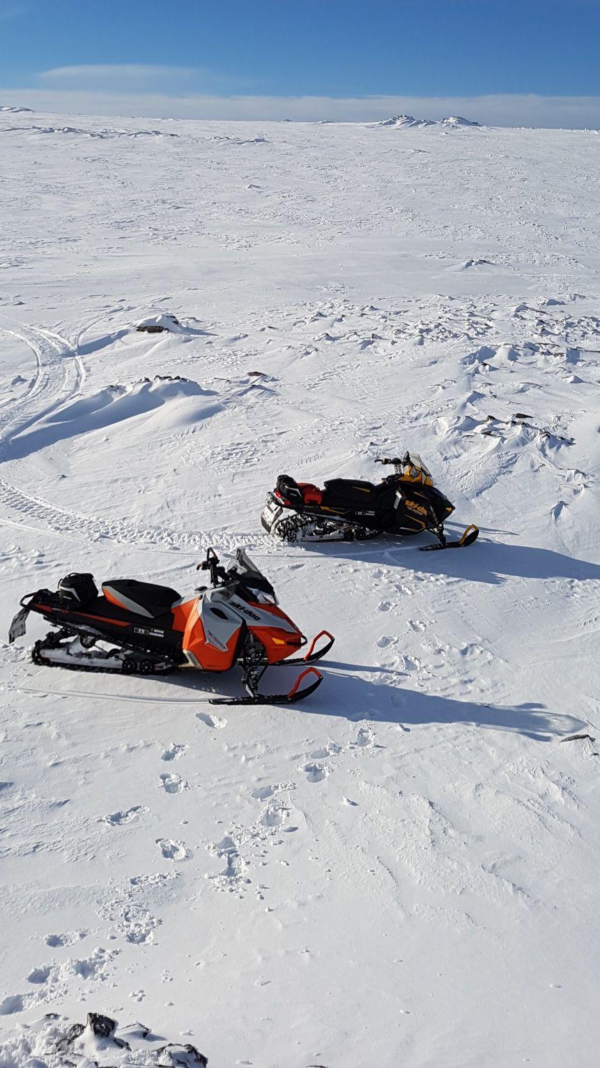 Skidoo Gps And Mount Photos Articles Ski Doo Wiring Diagram 2009 Summit 550f Western Newfoundland