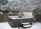 Hot tub anyone?