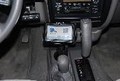 Completed installation of Garmin and RAM Mount and
