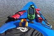 RAM Mount GPS on my Kayak